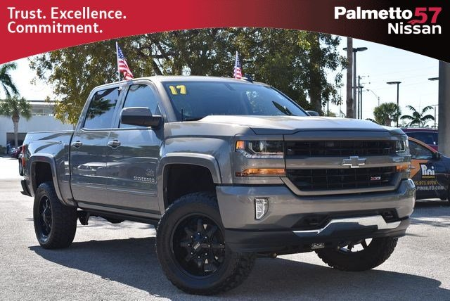Used 2017 Chevrolet Silverado 1500 For Sale Miami Fl Hialeah