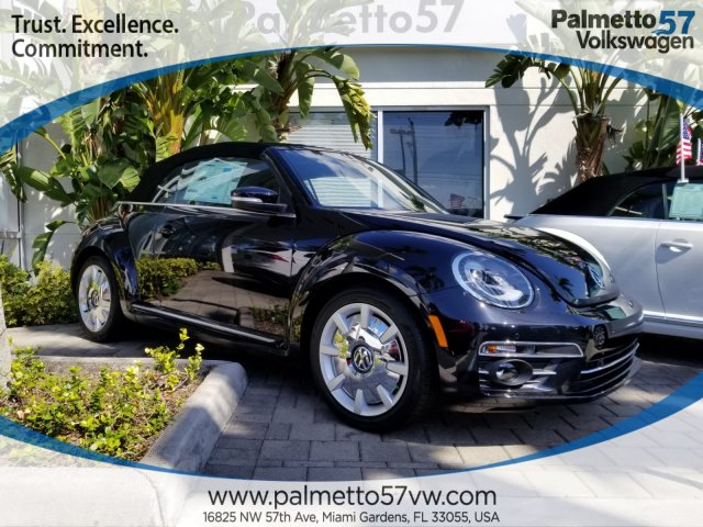 Vw For Sale >> New 2019 Volkswagen Beetle For Sale Miami Fl B504649