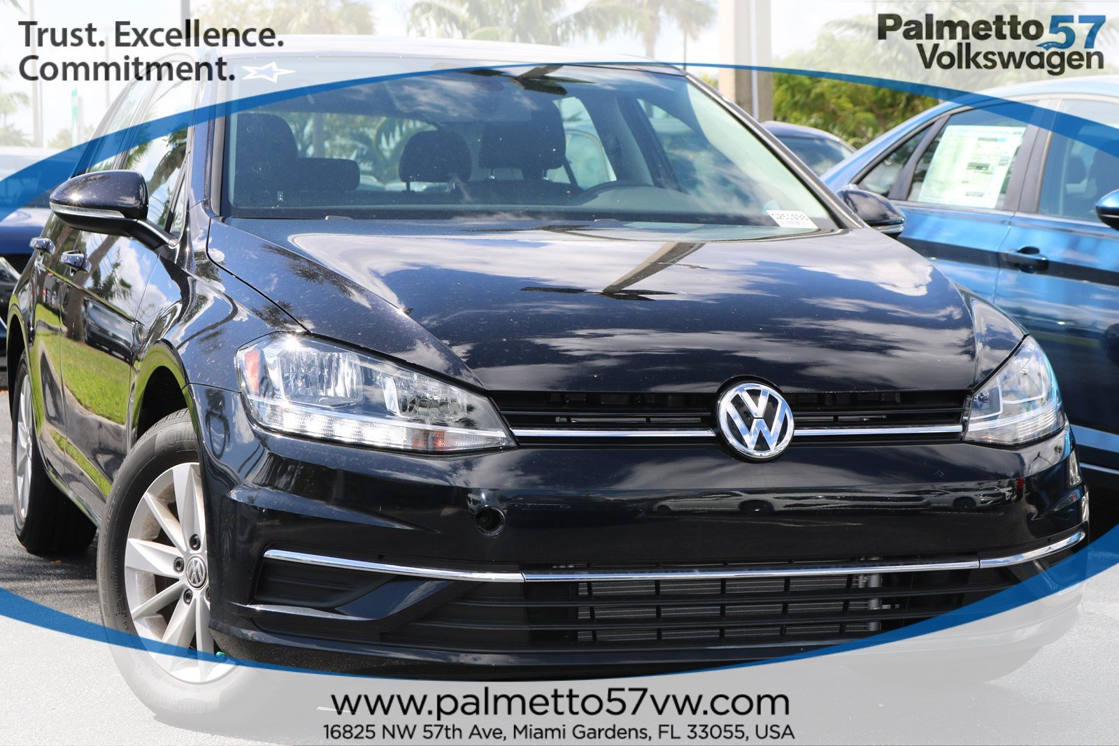Vw For Sale >> New 2018 Volkswagen Golf For Sale Miami Fl G251098
