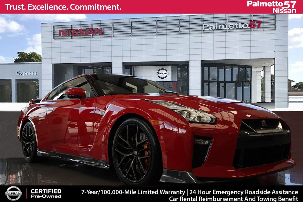 Pre-Owned 2019 Nissan GT-R Premium