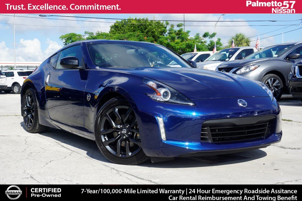 Pre-Owned 2019 Nissan 370Z Base