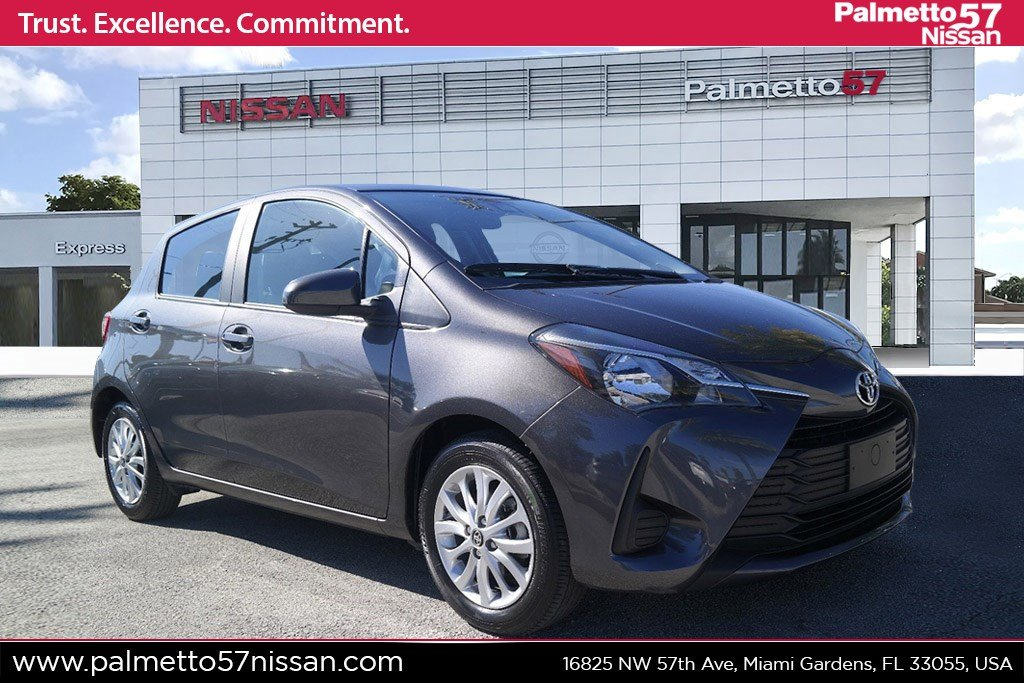 Pre-Owned 2018 Toyota Yaris LE