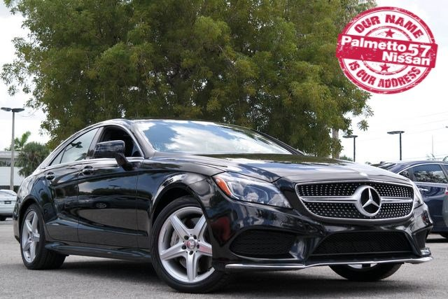 Pre Owned 2015 Mercedes Benz CLS CLS 550