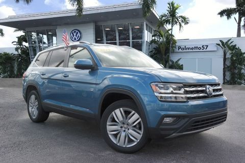 Certified Pre-Owned 2019 Volkswagen Atlas SE