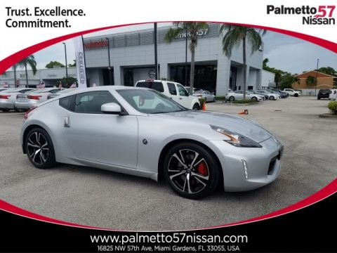 Pre-Owned 2018 Nissan 370Z Sport Tech